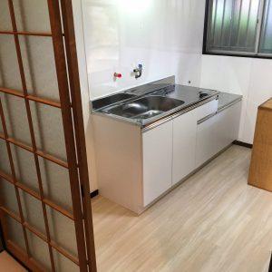 横浜市南区のアパート工事